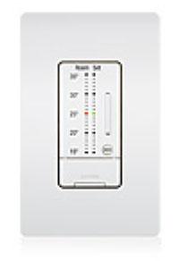 Lutron seeTemp Celsius Wall Controller