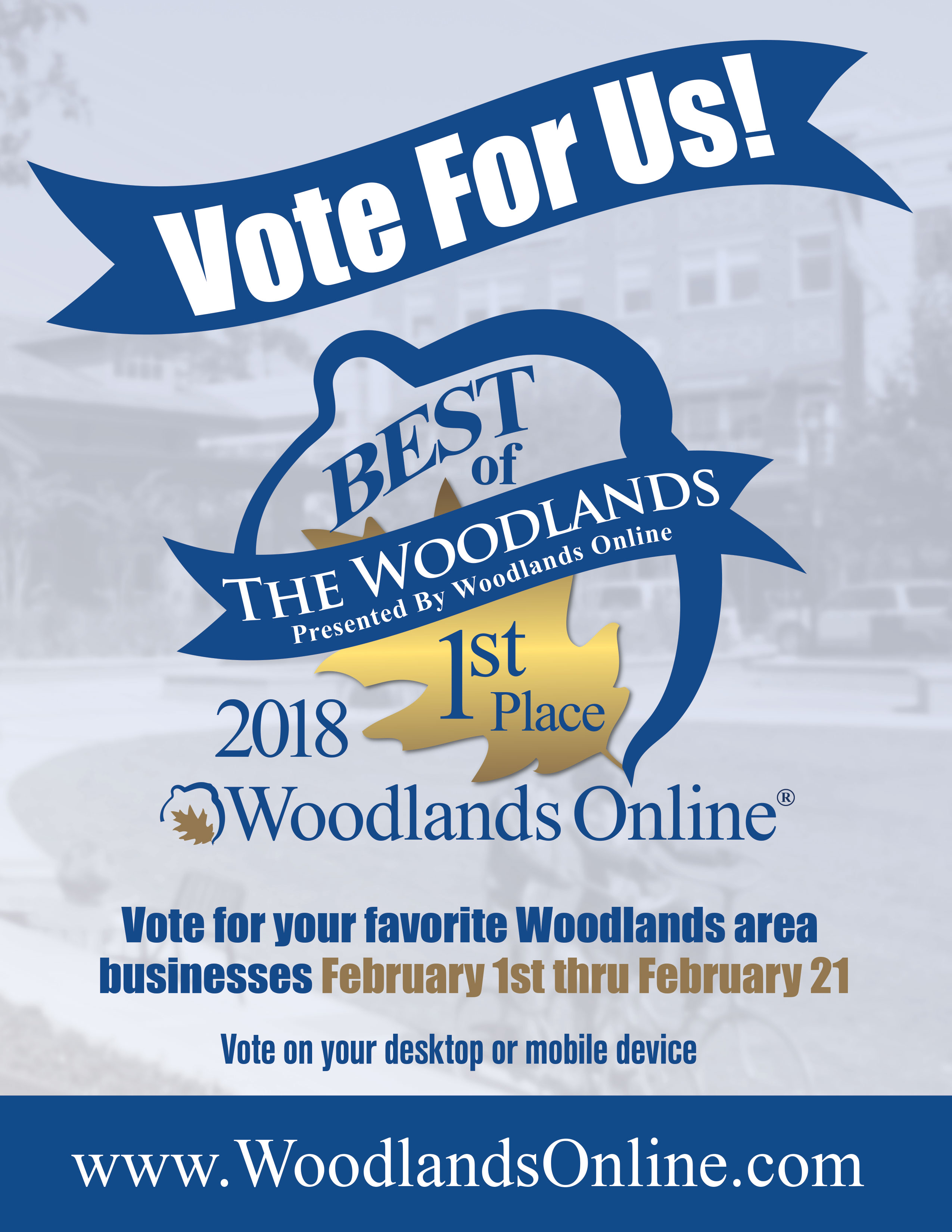 Best Of The Woodlands 2018