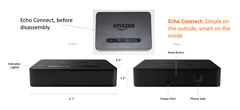 Amazon Echo Connect Help