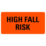 high fall risk