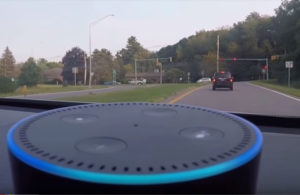 Install Alexa in your car? Why?