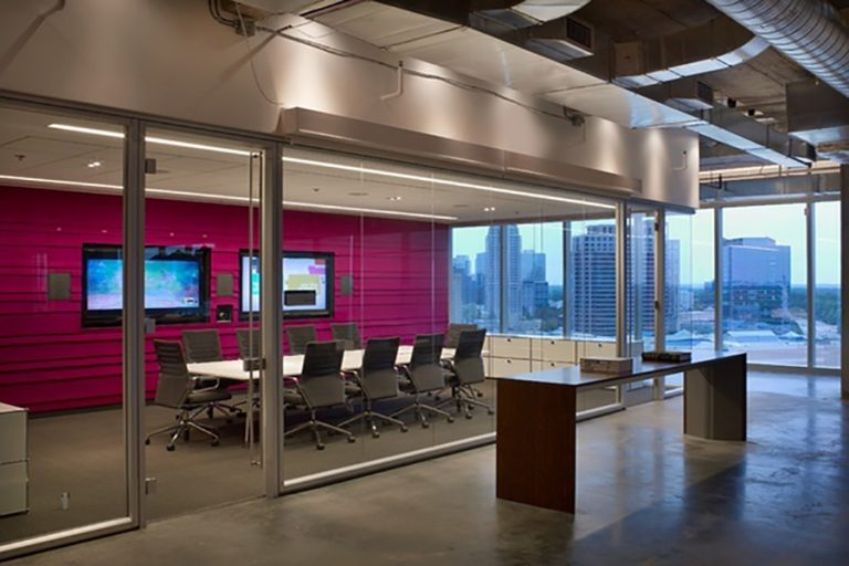 Automated conference room and air conditioning system