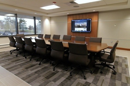 commercial video conference office automation