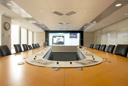 Corporate Video Conference room in Conroe, TX
