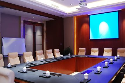 Conference room TV, Audio and Video installation in The Woodlands