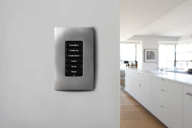Window shades and lighting system controller