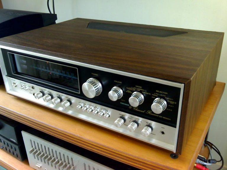 Old Surround Sound System installation