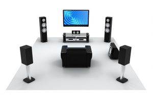 Surround Sound speakers System in Humble, TX